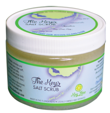 keys salt scrub key lime