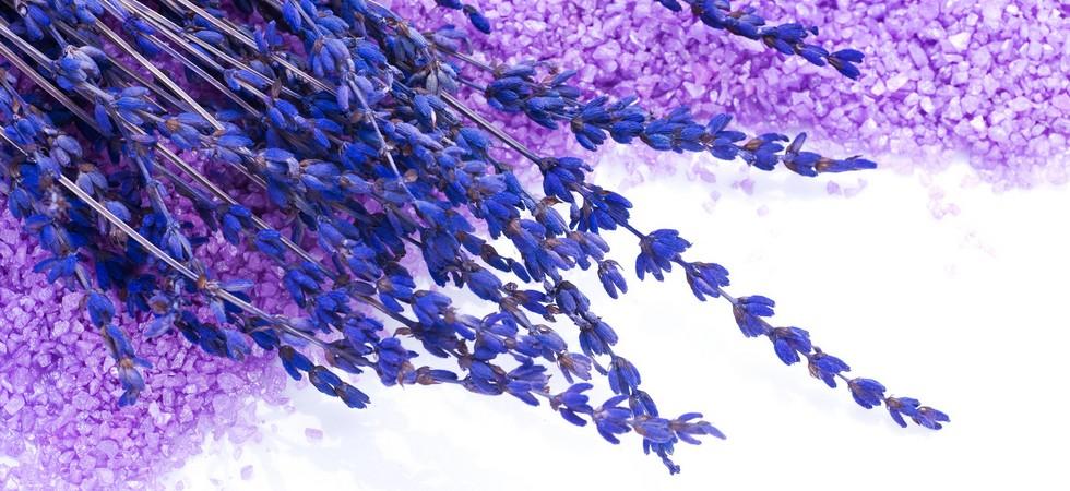 keys salt scrub lavendar