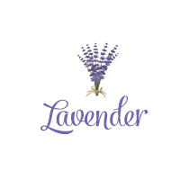 natural lavander salt scrub